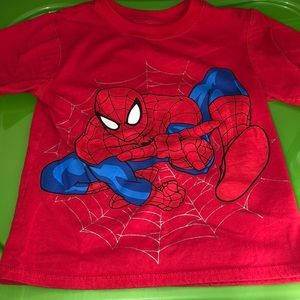 Other - Boys Spider-Man TShirt - Size 5T